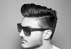 Side Part Men's Haircuts